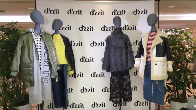 d'zzit POP-UP STORE TALK SHOW