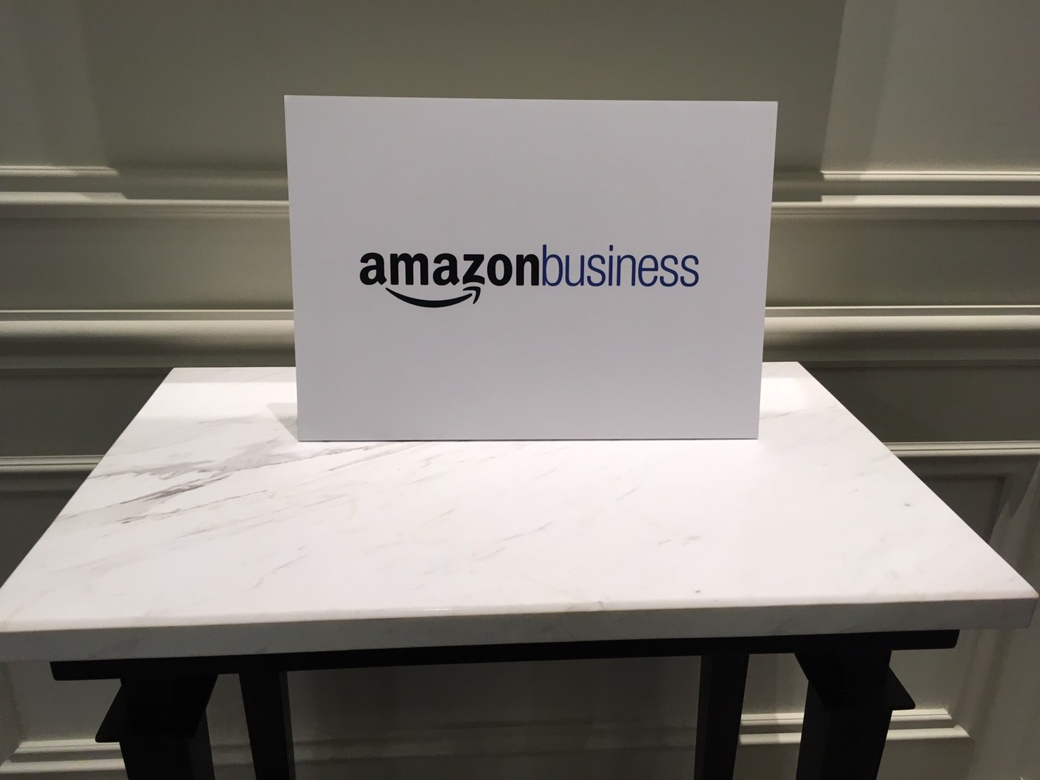 Amazon Business Launch Release party