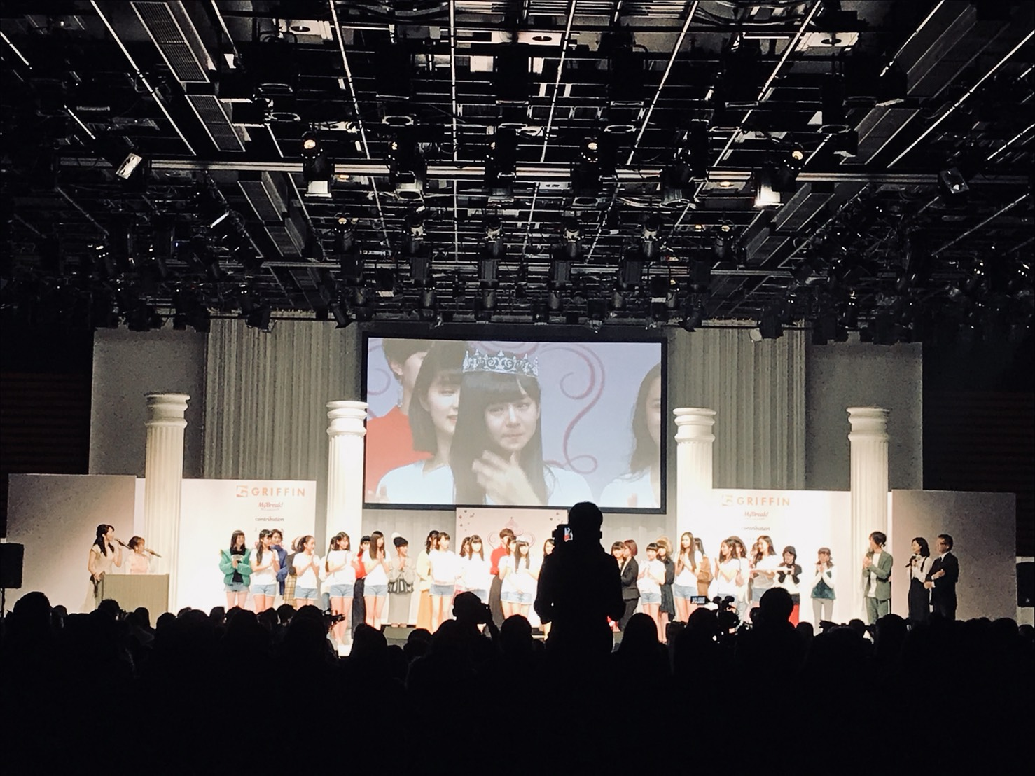 JUNON produce Girls CONTEST