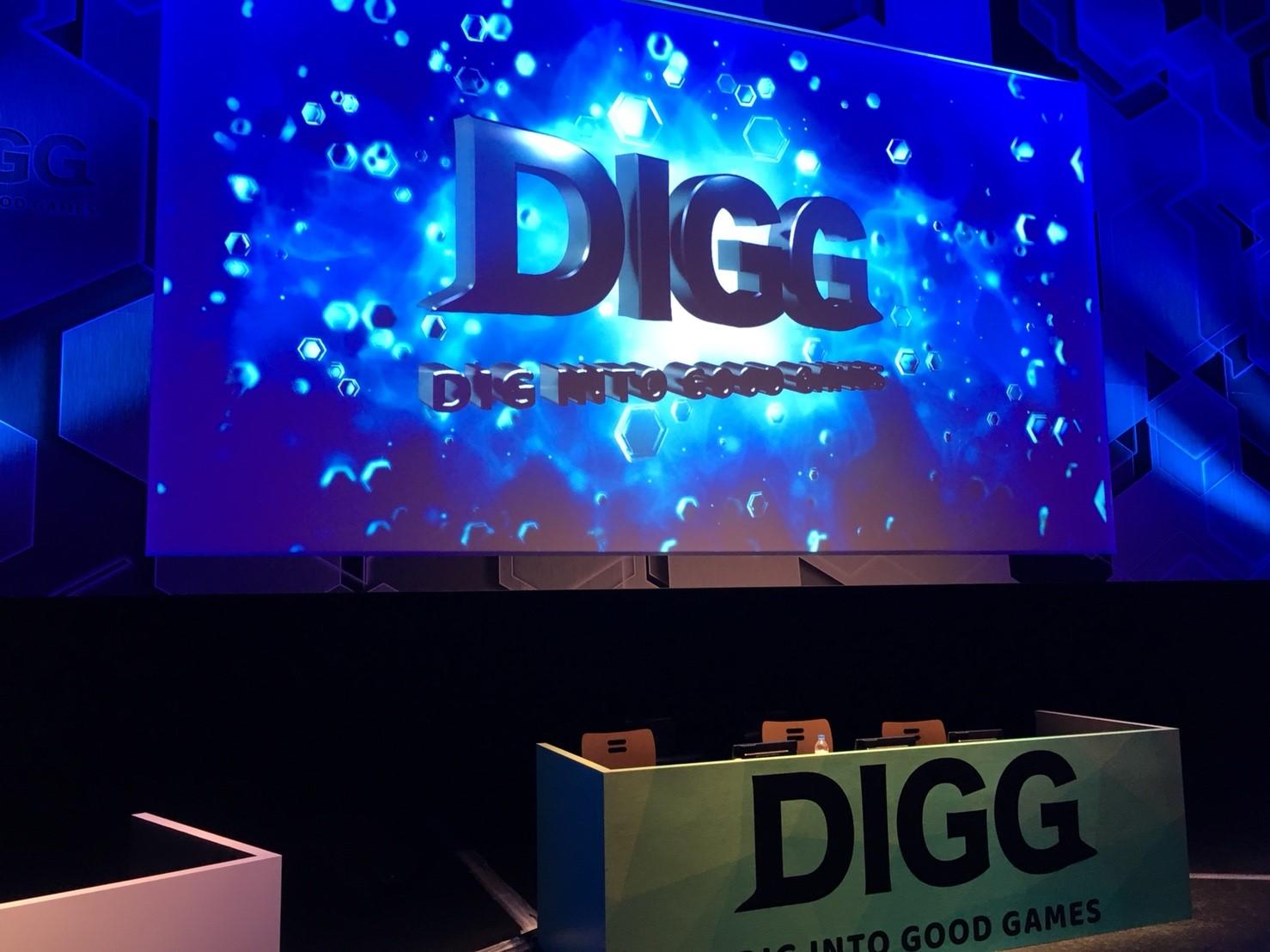 体験型ゲームエンターテインメイト『DIG INTO GOOD GAMES』ローンチパーティ
