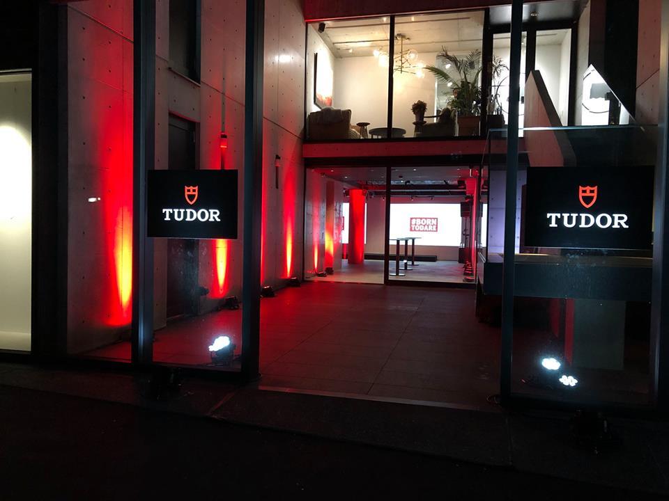TUDOR Exhibition 2019SS